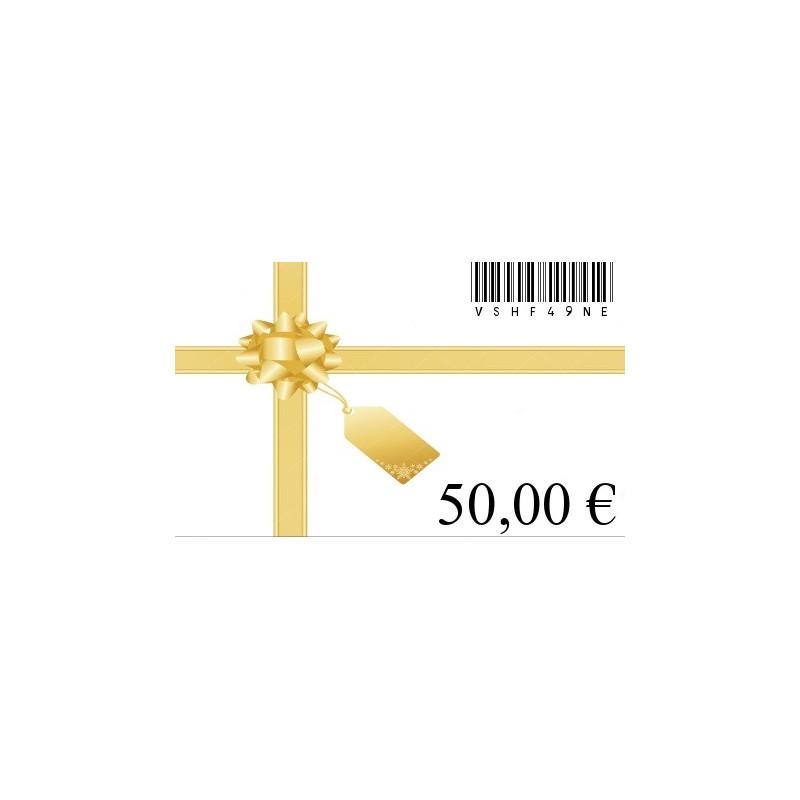 Carte cadeau-50
