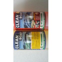CLEAN BOAT Multi-usage & Carène