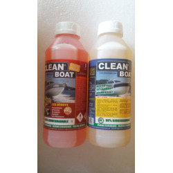 CLEAN BOAT Multi-usage & Carène