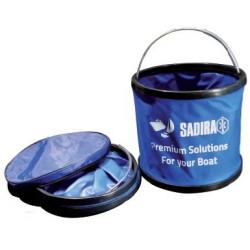 SEDIRA - SEAU PLIABLE EN PVC contenance 9L