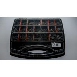 SWI-TEC - Coffret de vis à métaux en inox