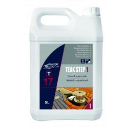 NETTOYANT TECK - ETAPE 1 - NAUTIC CLEAN 17