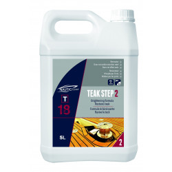 RAVIVEUR TECK - ETAPE 2 - NAUTIC CLEAN T18
