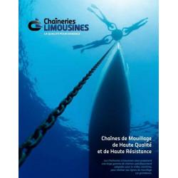 CHAINERIES LIMOUSINES - CHAÎNE CÂBLE - GRADE 70
