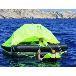 Radeau de survie côtier For Water