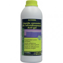 MATT CHEM - ALTOGEL - Liquide de refroidissement Anti-gel