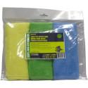 BATO-NET lingettes x 3 : Lingettes micro-fibre