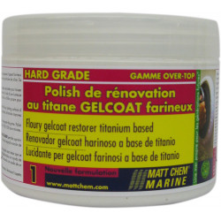HARD GRADE POLISH SPECIAL GELCOAT FARINEUX